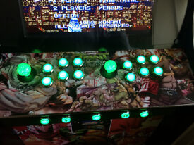 TMNT Themed Arcade Machine