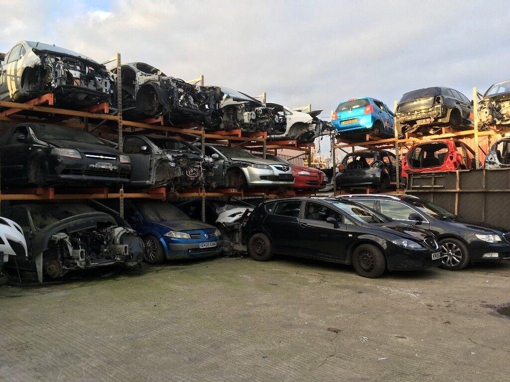 well-established Full Licensed Car Breaker Car Dismantler Scrap Yard ...