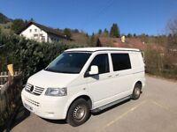 VW T5 Campervan - SWB
