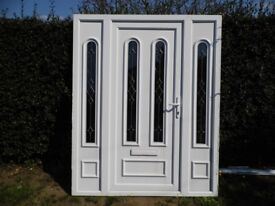 DOUBLE GLAZED DOOR & FRAME (STANDARD SIZE)
