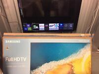 """Samsung 50"""" 6 Series Flat Full HD Smart TV ue50J6240"""
