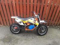 50cc dirt bike in excellent condition