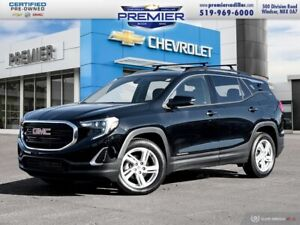 2018 Gmc Terrain SLE with Navigation, sunroof, roof rails