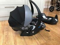 BeSafe iZi Go Car Seat and Isofix base