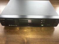 US Toshiba 2-Disc DVD Player