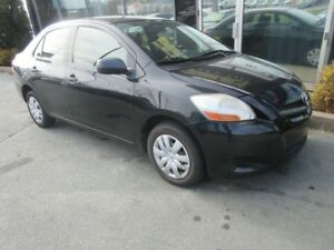 2007 Toyota Yaris AUTO SEDAN WITH ONLY 139K