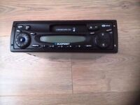 blaupunkt luxembourg c30 car stereo
