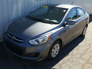 2015 Hyundai Accent GL AUTO/POWER OPTIONS/HEATED SEATS/FACT WARR