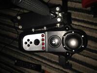 Open wheeler gaming setup