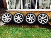 """Range Rover 22"""" Super 7s Sport Alloys, Alloy Wheels and Tyres"""