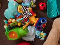 Toys over 150items