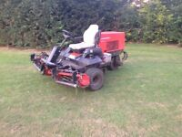 JACOBSON TRIPLE MOWER ( DIESEL EX GOLF COURSE ) FOR SALE