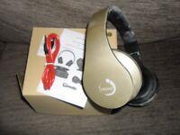 New Jinchao Bluetooth Stereo Headphones *Bargain £5*