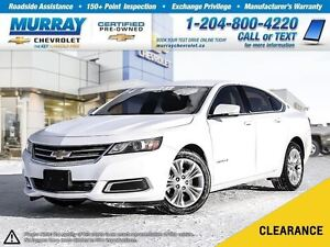 2014 Chevrolet Impala 1LT *Remote Start, Rear View Camera, OnSta