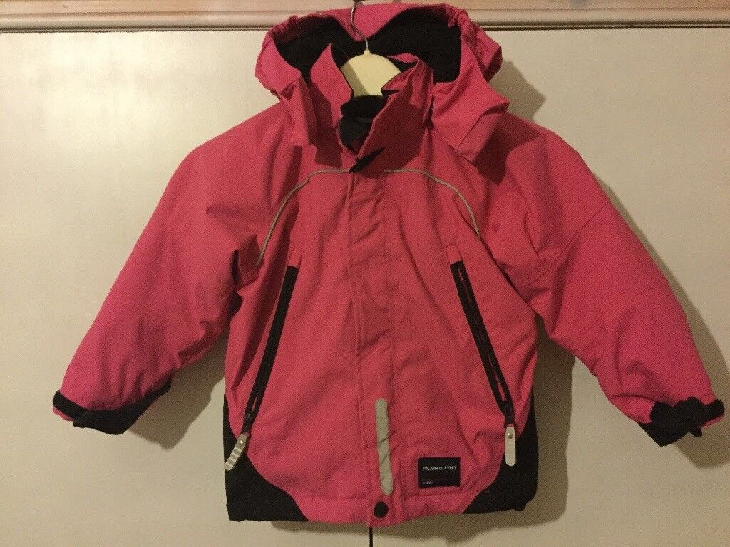 4a6f59ce0 Polarn o Pyret jacket - PINK GIRLS padded jacket 3-4 years (104 cm ...