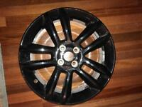 13 plate Corsa wheel dented