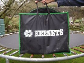 KEENET KEEPNET. USED IN GOOD CONDITION. PICK UP MATLOCK OR NOTTINGHAM