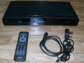 Philips BDP3000/05 Blu Ray Player
