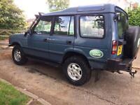 Land Rover Discovery 300tdi Mot November Off Road Green Lane