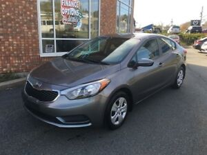 2016 Kia Forte 1.8L LX | $60.50/week, taxes in, $0 down