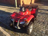 Honda trx fourtrax 250 es