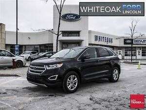 2016 Ford Edge SEL, EXT WARR. touring, tech, utility pkg's, roof