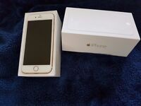 iphone 6 - White/Gold - EE network - Boxed