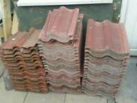 Free roof tiles. Good Useable condition