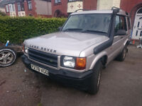Landrover Discovery 2 TD5 7 seat no sunroof model with low mileage