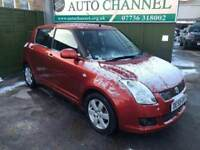 Suzuki Swift 1.3 GLX 5dr£3,485 p/x welcome FREE WARRANTY. NEW MOT