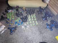 Tau Warhammer 40k T'au Army