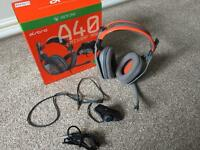 Astro A40 headset with Mixamp M80 for Xbox One