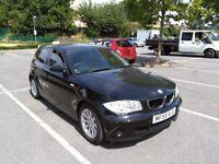 BMW 1 SERIES 2005 55 120 D 2.0 TURBO DIESEL, 5 DOOR HATCHBACK MANUAL, 1 YEARS MOT 1795