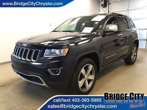 2015 Jeep Grand Cherokee Limited- Heated Seats, Leather, NAV