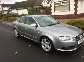 Audi A4 2.0 tdi automatic s line superb runner