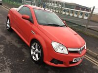 VAUHALL TIGRA COUPE ROADSTER SPECIAL EDS - 1.4i 16V Exclusiv 2dr