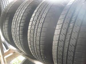 Four 235-50-19   tires $300.00