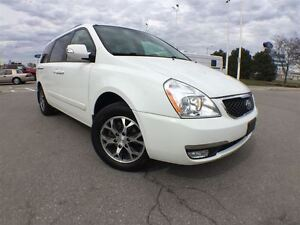 2014 Kia Sedona EX Leather Dvd,Sunroof Tons of Options