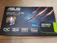 ASUS GeForce GTX 780 DirectCU II GPU / Graphic Card