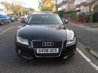 2008 AUTOMATIC AUDI A5 SPORT 2.7 TDI WITH 1YEAR MOT QUICK SALE