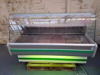 Serve Over Counter Display Fridge Meat Chiller 180cm (5.9 feet) ID:T2508