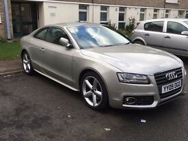 Stunning Audi A5 S Line Coupe for Sale £10,500 ONO
