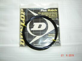 Dunlop Plus Match Tennis String - job lot of 11 sets or will sell individual sets - see description