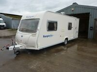 Bailey Ranger 6 Berth Touring Caravan & FREE Starter Pack
