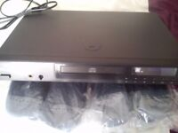 Cambridge C.D unit for Hi --FI as in new condition just plug in to a amp and enjoy your c.d's