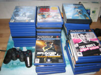 X2 SONY PLAYSTATION 2 CONSOLES WITH ACCESSORIES