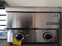 Brand New. Boiling Hob 2 Burner Mareno Electric Counter Top