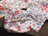 PRETTY SHABBY CHIC CATH KIDSTON FLORAL COTTON CUSHION COVERS 7 AVAILABLE £5 EACH