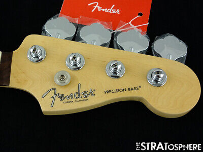 2020 Fender American Professional Precision P Bass NECK & TUNERS  '63 C Rosewood