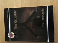 Used (Good Condition) - CGP The Crucible text guide